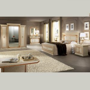 Complete Luxury Italian Bedroom Sets