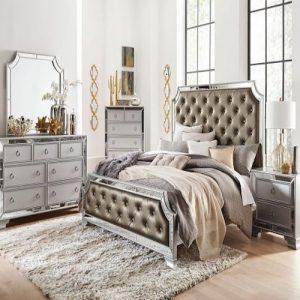 Mirrored Bedroom